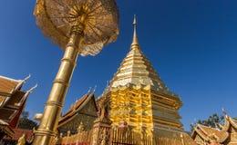 wat suthep phrathat doi Стоковая Фотография RF