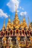 Wat-suton phrae Thailand Stockfotos
