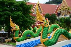 Wat Suwan Khirikhet Lizenzfreies Stockfoto