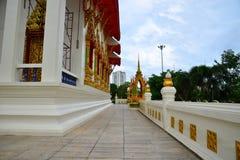 Wat Suwan Khirikhet Lizenzfreie Stockfotos