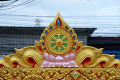 Wat Suwan Khirikhet Royalty Free Stock Photo