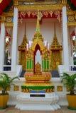 Wat Suwan Khirikhet Stock Photography