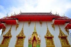 Wat Suwan Khirikhet Royalty Free Stock Photography