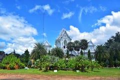 Wat Suwannakhuha in Khongjiam Ubon Ratchathani Thailand royalty-vrije stock afbeelding