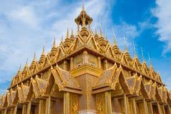 Wat TA-cantado en la provincia de Chainat, Tailandia septentrional Fotografía de archivo libre de regalías
