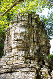 Wat Ta Prohm Images libres de droits