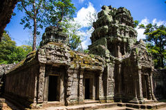 Wat Ta Prohm Royalty Free Stock Photos