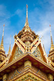 Wat ta-sung in Chainat Province, northern Thailand Royalty Free Stock Images