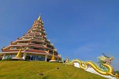 Wat Tailândia imagens de stock