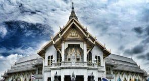 Wat tailandés foto de archivo