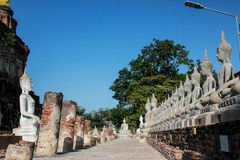 Wat tailandês Imagens de Stock Royalty Free
