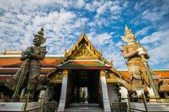 Wat Tailandia Foto de archivo libre de regalías