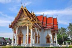 Wat Tajlandzki Zdjęcia Stock