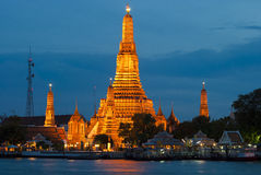 Wat Tajlandzki Obraz Stock
