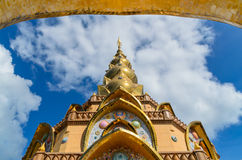 Wat Tajlandzki Fotografia Royalty Free
