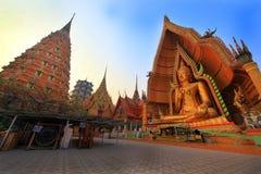 Wat tam sue. In Kanchanaburi Thailand royalty free stock photos