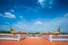 Wat Tamnak, chiang mai, Ταϊλάνδη Στοκ Εικόνες