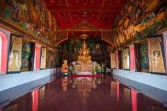 Wat Tamnak, Chiang mai, Tajlandia Zdjęcie Royalty Free