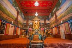 Wat Tamnak,chiang mai,Thailand Royalty Free Stock Images