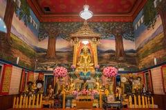 Wat Tamnak,chiang mai,Thailand Royalty Free Stock Photography