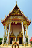 Wat Taphong Nok, Buddhist temple in Thailand Royalty Free Stock Image