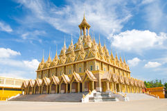 Wat Tasung temple , authaitanee thailand Stock Images