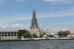 Wat Temple in Bangkok Thailand Royalty Free Stock Photography