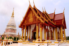 Wat temple in  thailand Royalty Free Stock Image