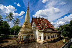Wat thaïlandais Photographie stock