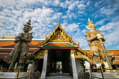 Wat Thaïlande Photo libre de droits