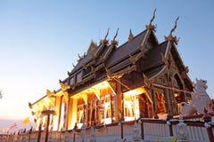 Wat Tha Mai temple. Samut Sakhon in Thailand Royalty Free Stock Photo