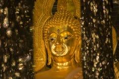 WAT THA SUNG. Buddha in WAT THA SUNG UTHAITHANI Royalty Free Stock Image