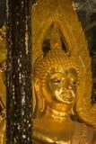 WAT THA SUNG. Buddha in WAT THA SUNG UTHAITHANI Stock Image