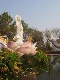 Wat tha ton. Buddish temple in tha ton, thailand Stock Photography