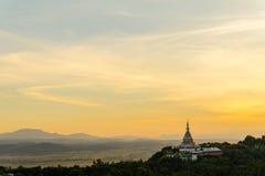 Wat Tha Ton, Tailandia Fotografía de archivo libre de regalías