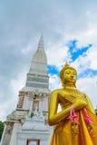 Wat Tha Uthen temple. Wat Tha Uthen temple in Nakhon Phanom,Thailand Royalty Free Stock Photography