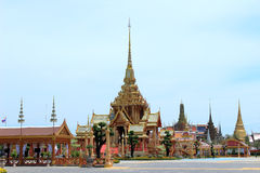 Wat thai Royalty Free Stock Image