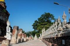 Wat Thai Stock Afbeelding