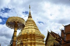 Wat thai Royalty Free Stock Photo
