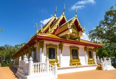 Wat Thai Temple. The Wat Thai Buddhist temple in Tampa, Florida Royalty Free Stock Images