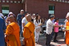 8-26-18 Wat Thai Riverside, Ca imagen de archivo libre de regalías