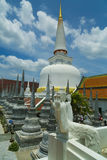 Wat Thai at the southern part Royalty Free Stock Image
