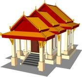 Wat Thai Temple Fotos de Stock