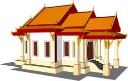 Wat Thai Temple Imagens de Stock