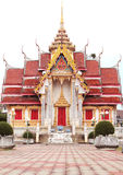 Wat Thai Temple Royalty Free Stock Photography
