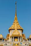 Wat Thai Thai Temple Royaltyfria Foton