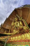 Wat thailand. Wat is a Buddhist sacred precinct with a vihara Royalty Free Stock Images