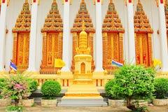 Wat Tham Bucha, Surat Thani, Thailand stock image