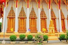 Wat Tham Bucha, Surat Thani, Таиланд стоковое изображение