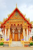 Wat Tham Bucha, Surat Thani, Tailândia Foto de Stock Royalty Free